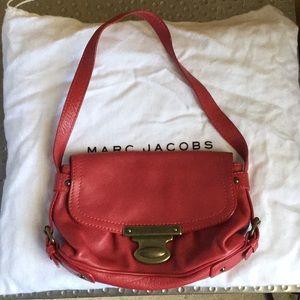 Marc Jacobs red mini bag